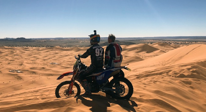 Enduro Morocco Tour